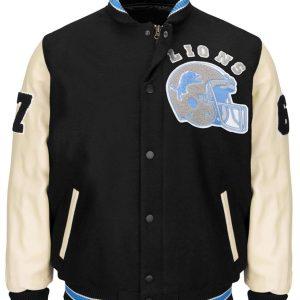 Detroit Lions Axel Foley Jacket