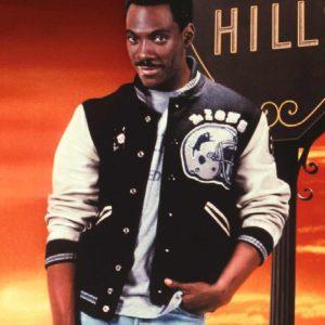 Axel Foley Beverly Hills Cop Jacket
