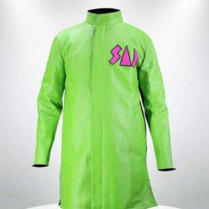 Dragon Ball Super Sab Green Jacket