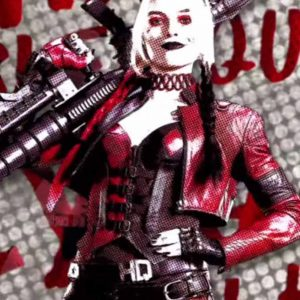 The Suicide Squad 2 Leather Jacket