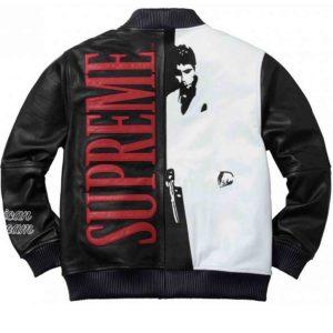 Scarface Tony Montana Leather Jacket