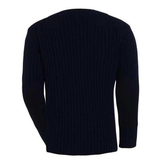 Daniel Craig No Time to Die James Bond Blue Sweater